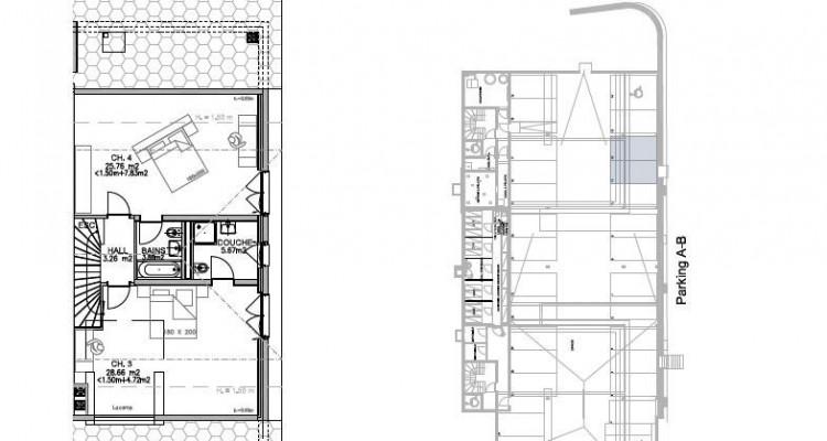Appartements à vendre de 4.5 et 5,5 pièces à 1803 Chardonne (VD-CH) image 20