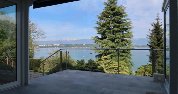 Belle villa avec vue sur le lac à Cologny image 3