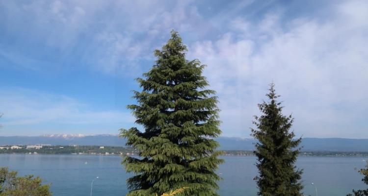 Belle villa avec vue sur le lac à Cologny image 4