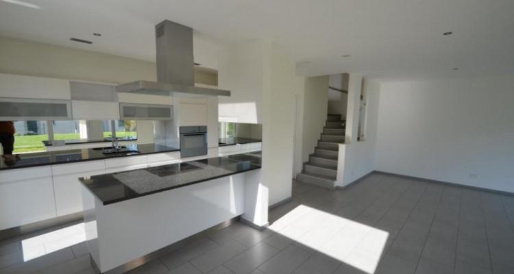 Lumineuse villa jumelle moderne labellisée MINERGIE image 6