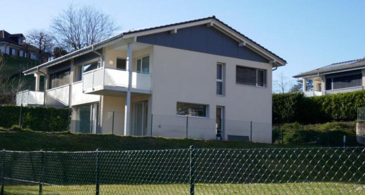 Lumineuse villa jumelle moderne labellisée MINERGIE image 2