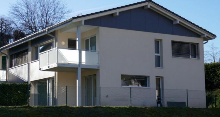 Lumineuse villa jumelle moderne labellisée MINERGIE image 3
