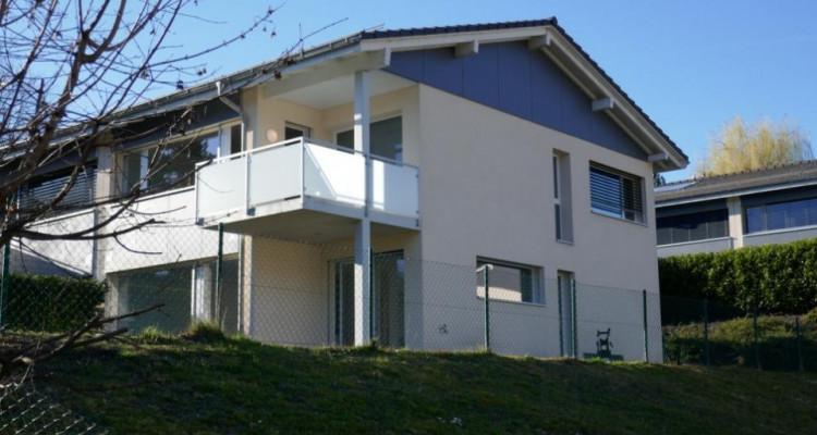 Lumineuse villa jumelle moderne labellisée MINERGIE image 4