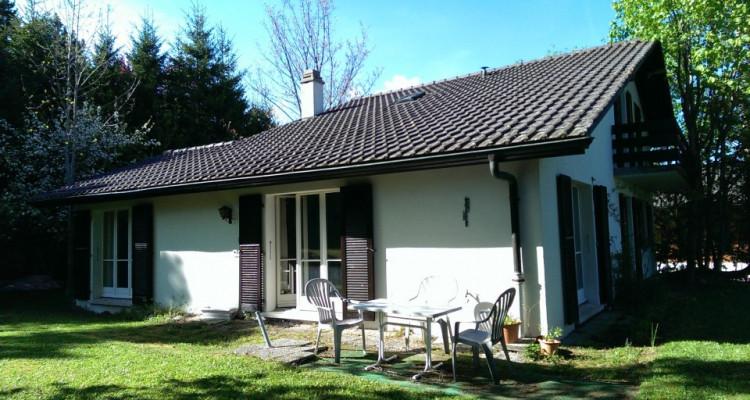Belle maison à rénover- 5.5 pièces / 3 chambres / Vue lac et montagnes image 1