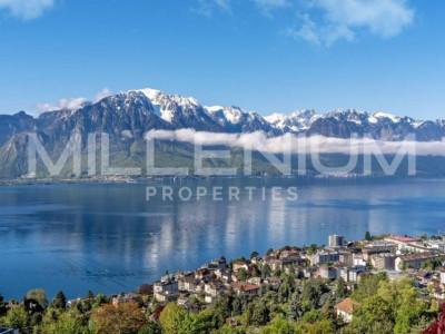 Belle propriété vue Lac et Montagnes image 1