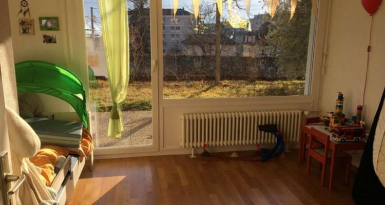 Magnifique 4.5p // 3 chambres // 2SDB // jardin de 200m² image 2