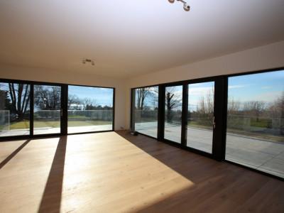 Villa contemporaine neuve dans un quartier prisé avec vue sur Lac image 1