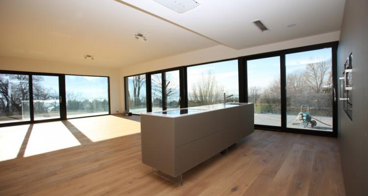 Villa contemporaine neuve dans un quartier prisé avec vue sur Lac image 10