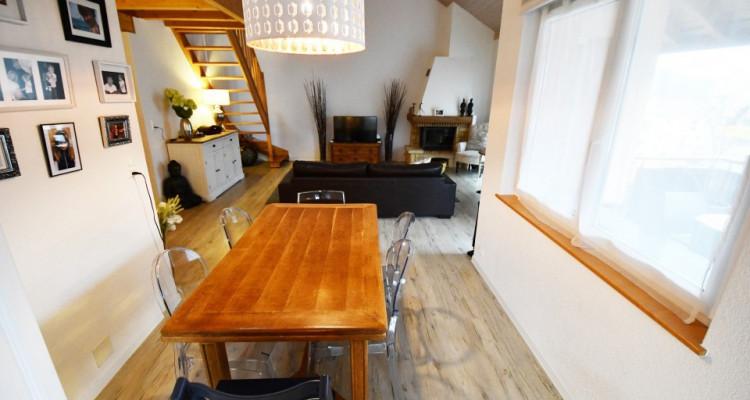 Bel appartement lumineux de 5 pièces avec balcon et mezzanine image 4