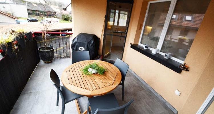 Bel appartement lumineux de 5 pièces avec balcon et mezzanine image 7