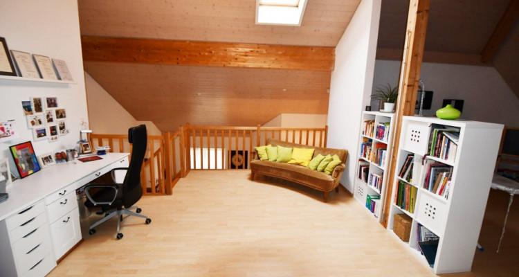 Bel appartement lumineux de 5 pièces avec balcon et mezzanine image 8