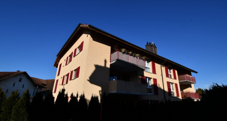 Bel appartement lumineux de 5 pièces avec balcon et mezzanine image 12