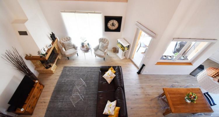 Bel appartement lumineux de 5 pièces avec balcon et mezzanine image 3