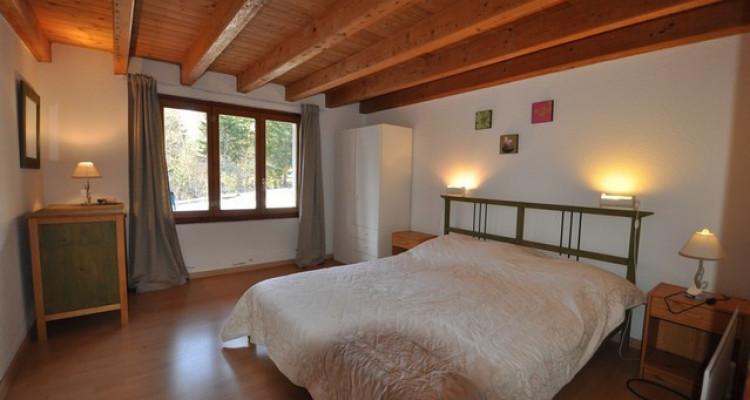 Gryon Immo vous propose un Joli chalet de 2 appartements avec grand terrain  image 19