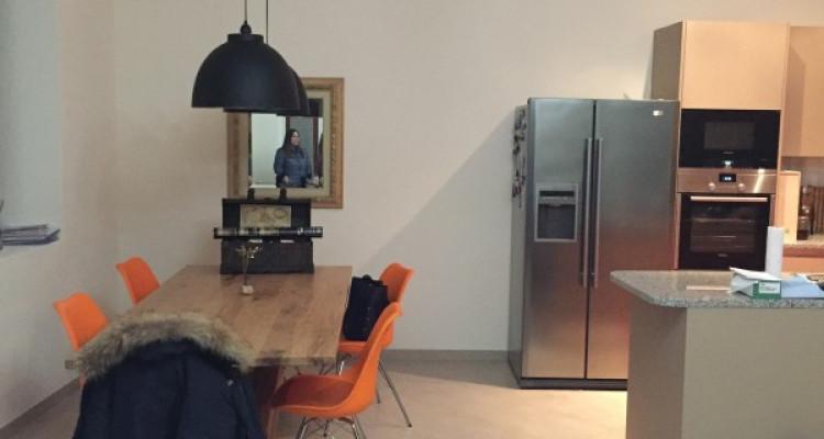 A 2 min. de Montreux, magnifique appartement meublé et rénové de 135 m² habitables avec une vue panoramique sur le lac et les Alpes image 6