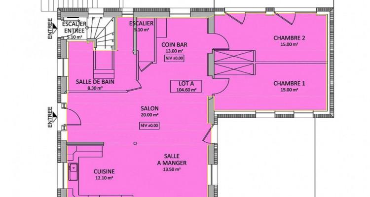 Bel Appartement neuf de 3.5 pièces image 11
