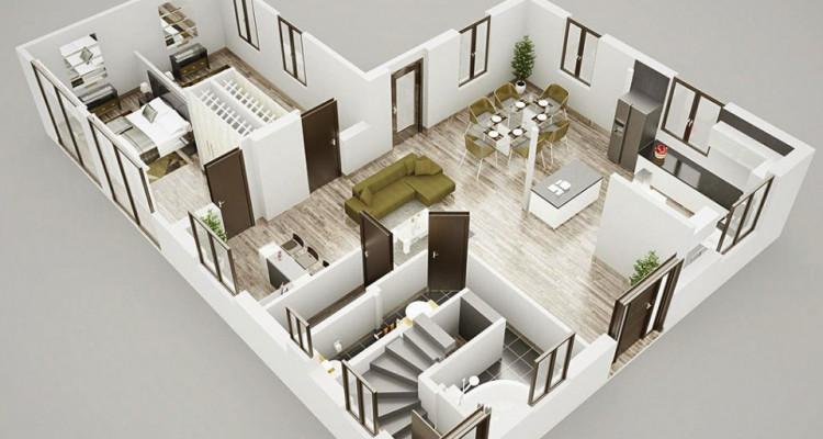 Bel Appartement neuf de 3.5 pièces image 12