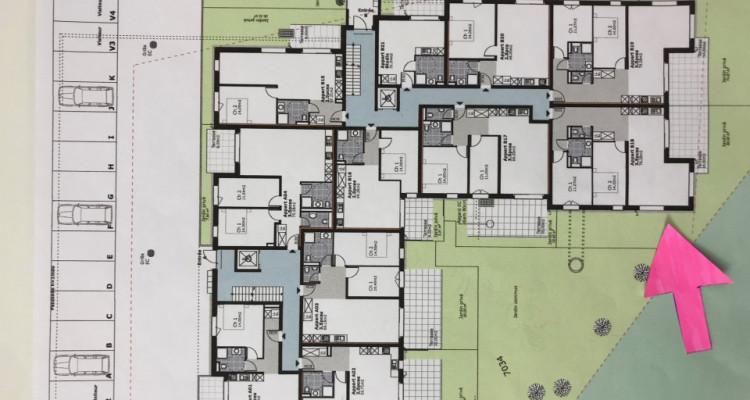 Deux beaux appartements de 3.5 pièces avec terrasse-jardin image 9