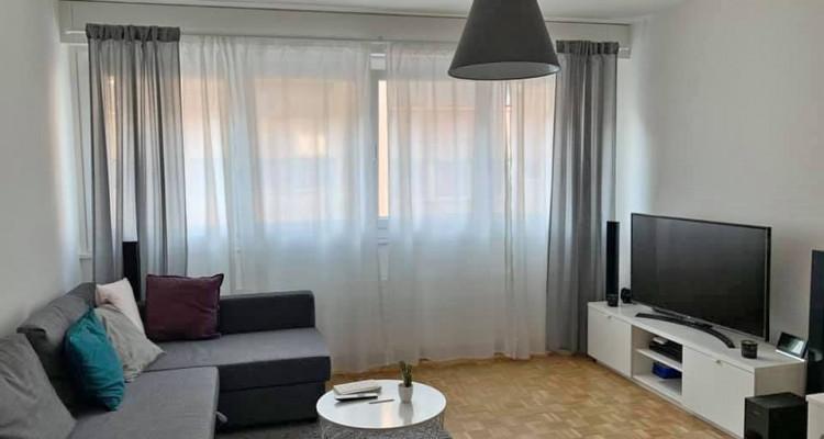 Bel appartement lumineux de 3 pièces situé aux Acacias. image 1