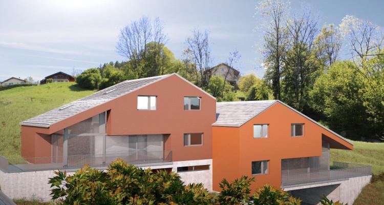 Magnifique villa jumelle de 5,5 pièces. image 1
