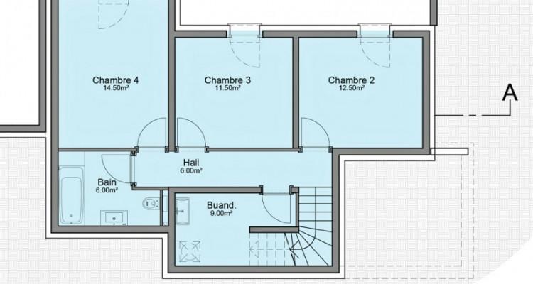 Magnifique villa jumelle de 5,5 pièces. image 5