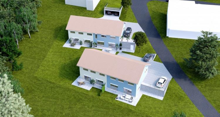 Devenez propriétaire votre villa de 5,5 pièces dès 1450.-/mois tout compris* à 10 minutes dOron-la-Ville image 1