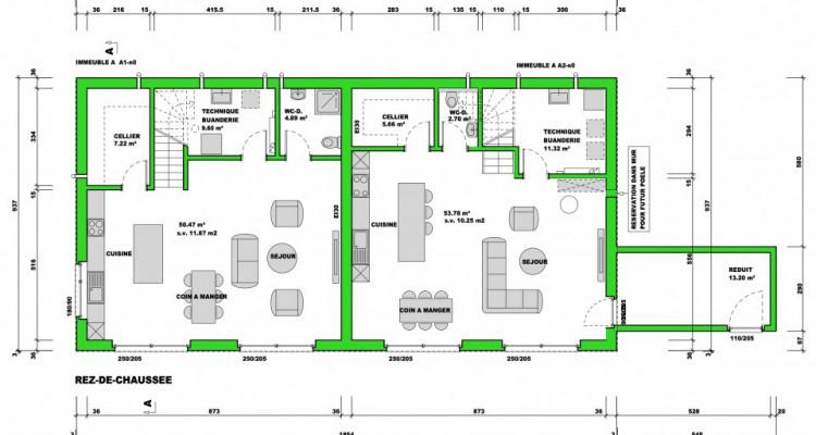 Devenez propriétaire votre villa de 5,5 pièces dès 1450.-/mois tout compris* à 10 minutes dOron-la-Ville image 10