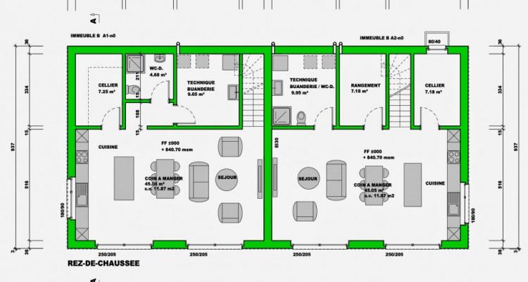 Devenez propriétaire votre villa de 5,5 pièces dès 1450.-/mois tout compris* à 10 minutes dOron-la-Ville image 12