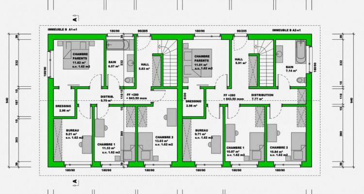 Devenez propriétaire votre villa de 5,5 pièces dès 1450.-/mois tout compris* à 10 minutes dOron-la-Ville image 13