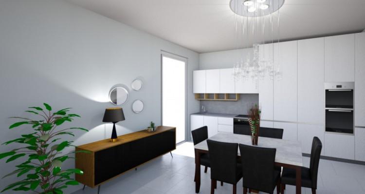 Appartement neuf de 4,5 pièces avec jardin. image 3