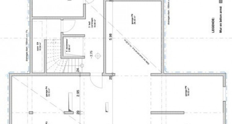 Appartement neuf de 4,5 pièces avec jardin. image 7