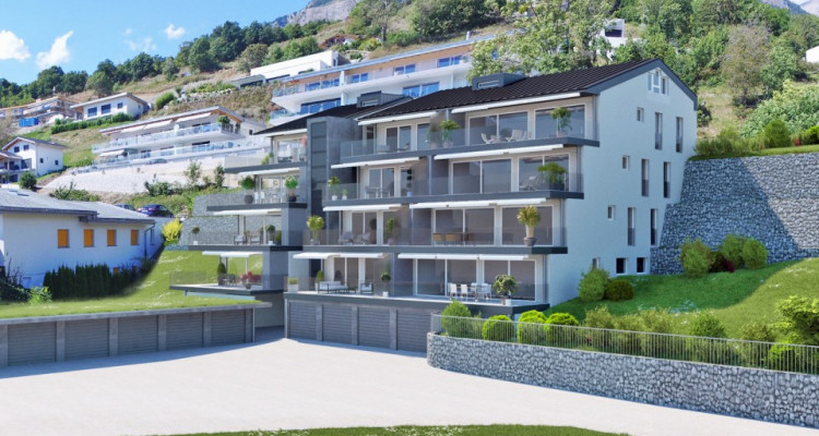 Appartement MINERGIE de 3,5 pièces avec balcon. image 1