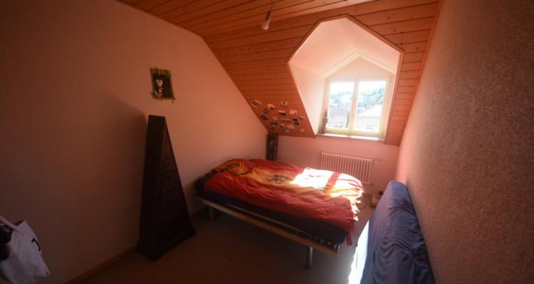 Beau Duplex lumineux de 4.5 pièces avec galerie et galetas image 6