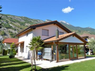 Venez vivre dans cette jolie maison à Vétroz ! image 1