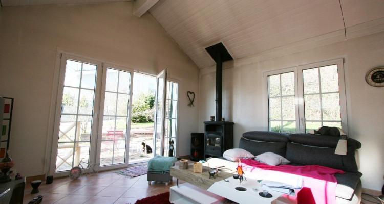 villa + appartement indépendant, dans son écrin de verdure avec calme, soleil et vue. image 6