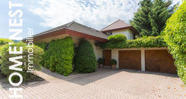 Magnifique villa 9 pièces // 5 chambres // 4 SDB // jardin // vue image 1