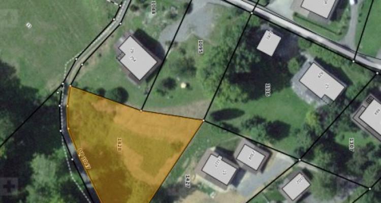 Gryon Immo vous propose un joli terrain dans un quartier résidentiel proche des commodités PRIX: 300.--/m2 CHF image 6