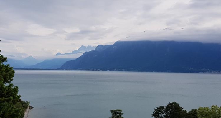 Superbe appartement avec une vue imprenable sur le lac et les montagnes. image 2
