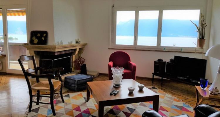 Superbe appartement avec une vue imprenable sur le lac et les montagnes. image 4