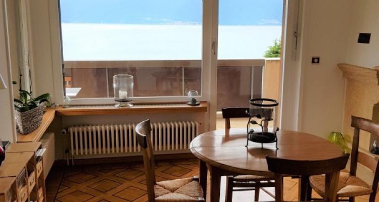 Superbe appartement avec une vue imprenable sur le lac et les montagnes. image 5
