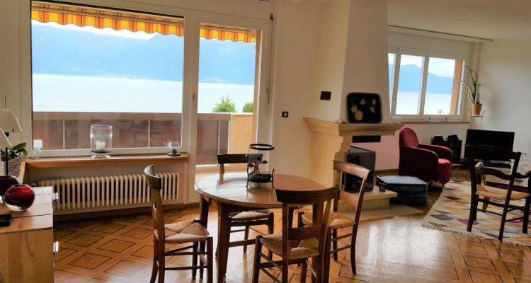 Superbe appartement avec une vue imprenable sur le lac et les montagnes. image 6