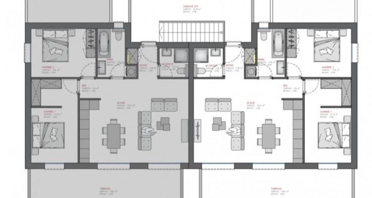 EXCLUSIF ! Appartement 3,5 pièces sur plan bien situé à Fully image 5