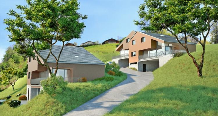 FOTI IMMO - Villa jumelle de 5,5 pièces avec terrasse. image 2