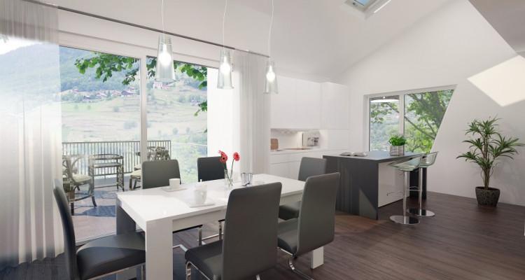FOTI IMMO - Villa jumelle de 5,5 pièces avec terrasse. image 3