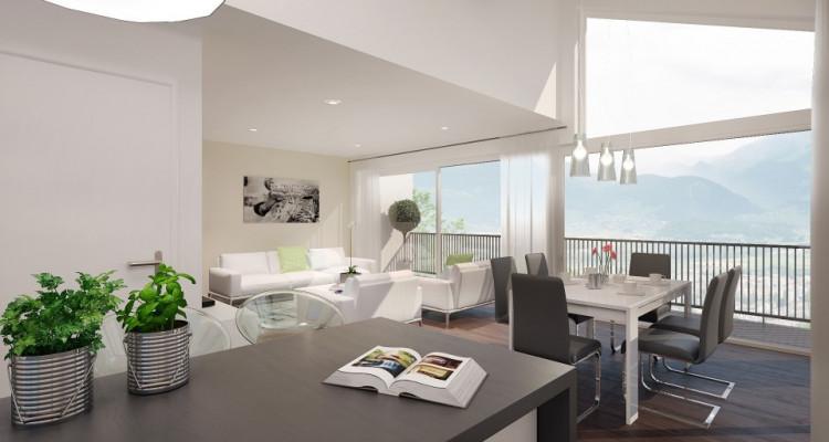 FOTI IMMO - Villa jumelle de 5,5 pièces avec terrasse. image 4