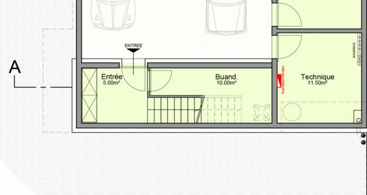 FOTI IMMO - Villa jumelle de 5,5 pièces avec terrasse. image 5