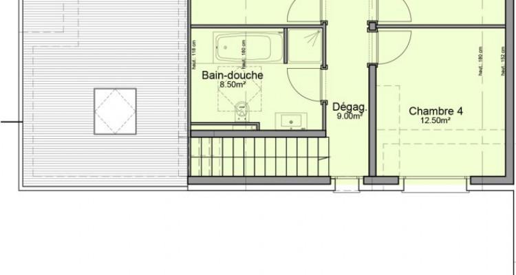 FOTI IMMO - Villa jumelle de 5,5 pièces avec terrasse. image 7