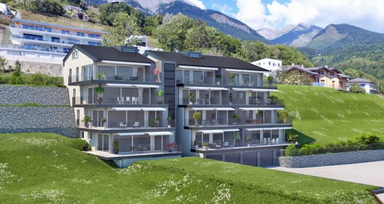 FOTI IMMO - Appartement MINERGIE de 4,5 pièces avec balcon. image 2