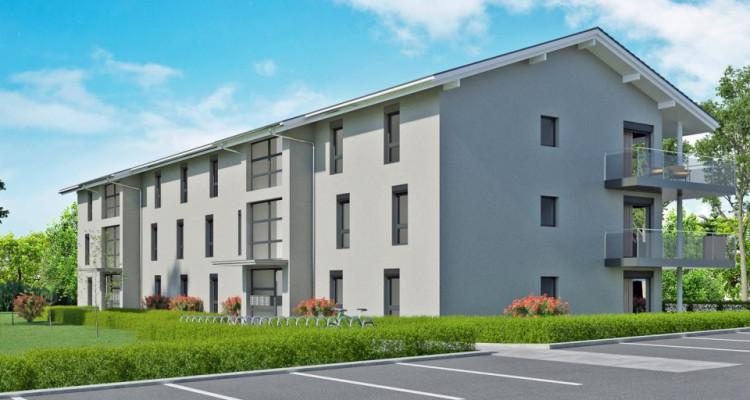 Appartement au 1er étage de 4,5 pièces avec balcon. image 2