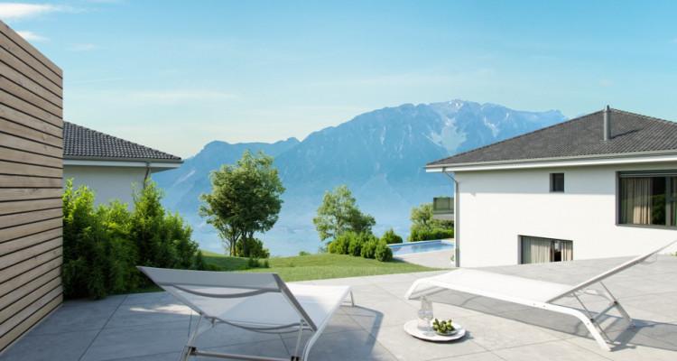 FOTI IMMO - Villa mitoyenne de 5,5 pièces avec jardin. image 5